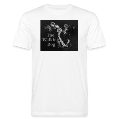 The Walking Dog - Männer Bio-T-Shirt