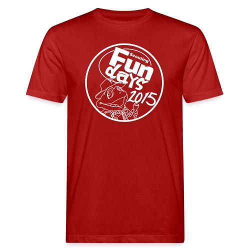 zonder crew - Mannen Bio-T-shirt