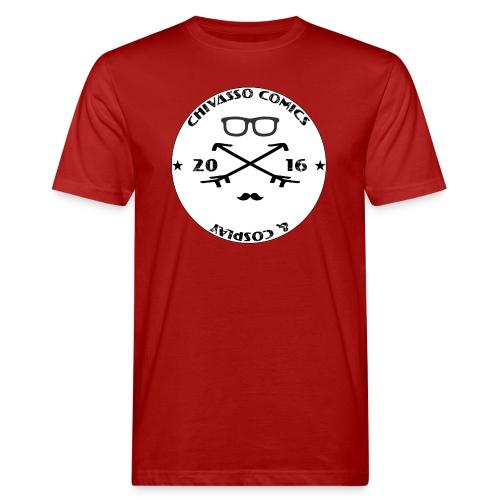 TAZZA - Chivasso Comics and Cosplay - T-shirt ecologica da uomo
