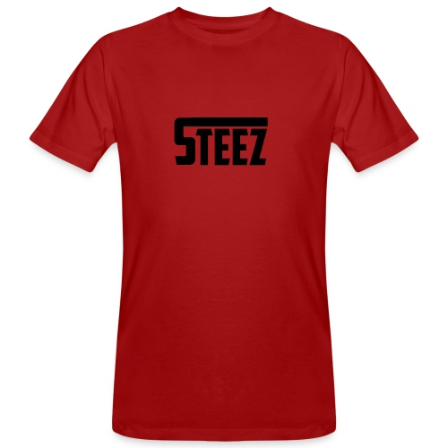 steez tshirt name - Mannen Bio-T-shirt