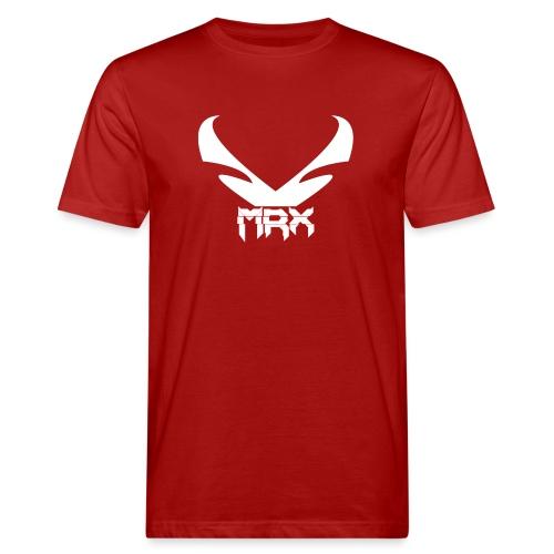 Black | MxR - Männer Bio-T-Shirt