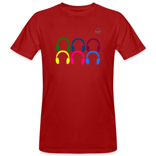 Headphones Tarifa - Camiseta ecológica hombre