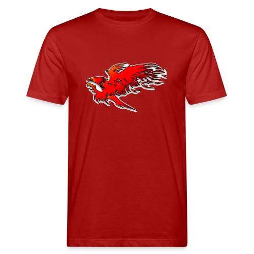 feueradler - Männer Bio-T-Shirt