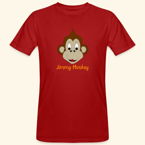 Jimmy Monkey - T-shirt bio Homme