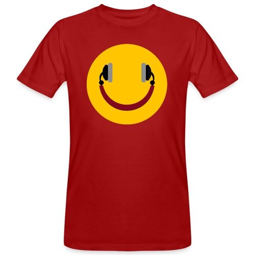 Smiling headphone - Organic mænd