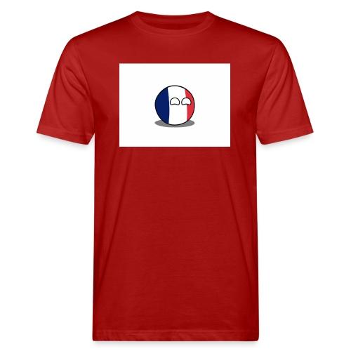 France Simple - T-shirt bio Homme