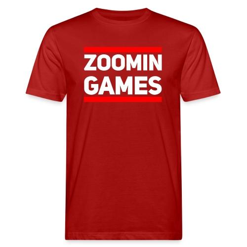 9815 2CRun ZG White - Men's Organic T-Shirt