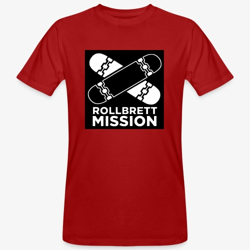 kUbUs - Männer Bio-T-Shirt