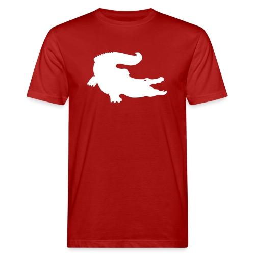 Metal Gear Online - Crocodile Rank - T-shirt ecologica da uomo
