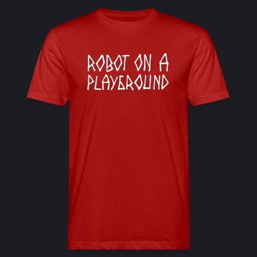 ROAP Logo - Männer Bio-T-Shirt