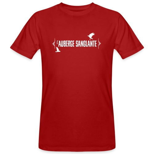 L'auberge Sanglante - T-shirt bio Homme