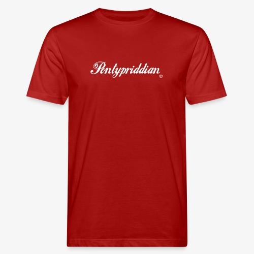 Pontypriddian - Men's Organic T-Shirt