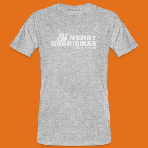 grrrismas - Men's Organic T-Shirt