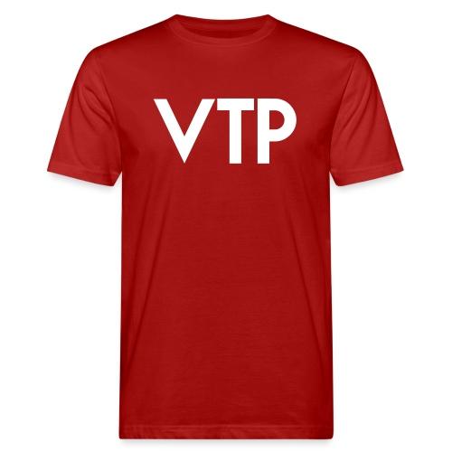 VTP Logo - Mannen Bio-T-shirt