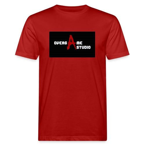 overgameStudio Logo - T-shirt bio Homme