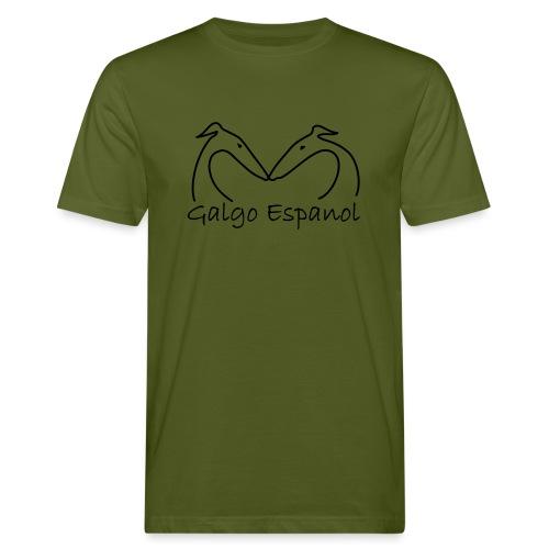 Galgopaar - Männer Bio-T-Shirt