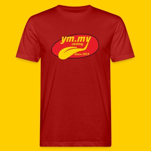 YM.MY clothing LOGO - Men's Organic T-Shirt
