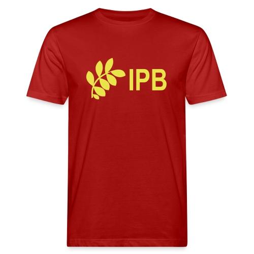 International Peace Bureau IPB version 4 - Men's Organic T-Shirt