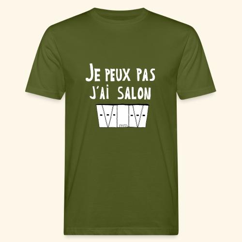 Je Peux pas j ai salon - T-shirt bio Homme