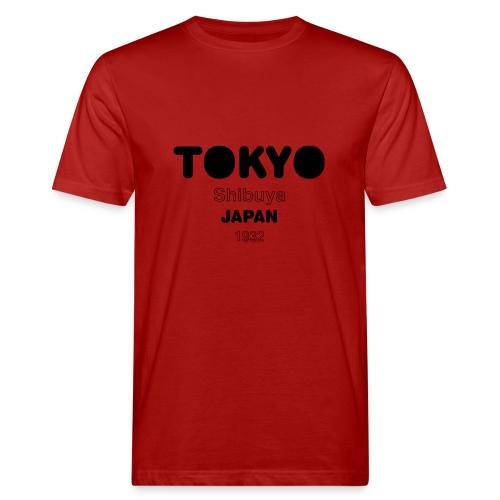 Tokyo JAPAN - T-shirt bio Homme