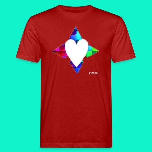 4lof - Mannen Bio-T-shirt