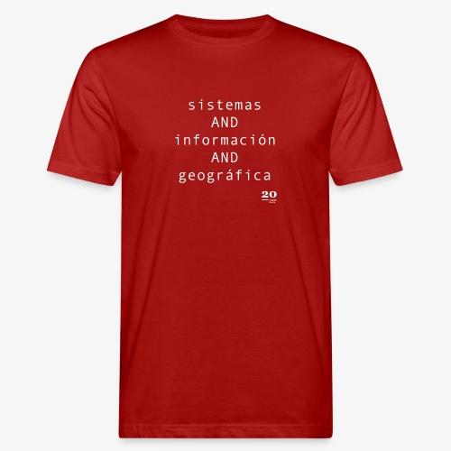 SIG - Camiseta ecológica hombre