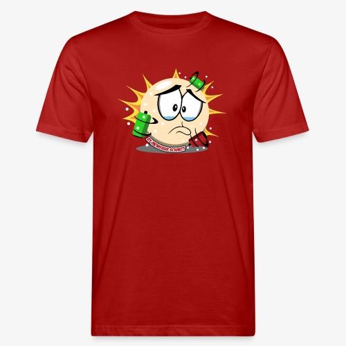 Worried BB - T-shirt bio Homme