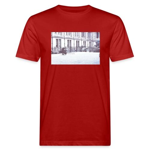 Londons caretaker - Männer Bio-T-Shirt