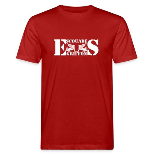Logo ES.GR 2016 BL - T-shirt bio Homme