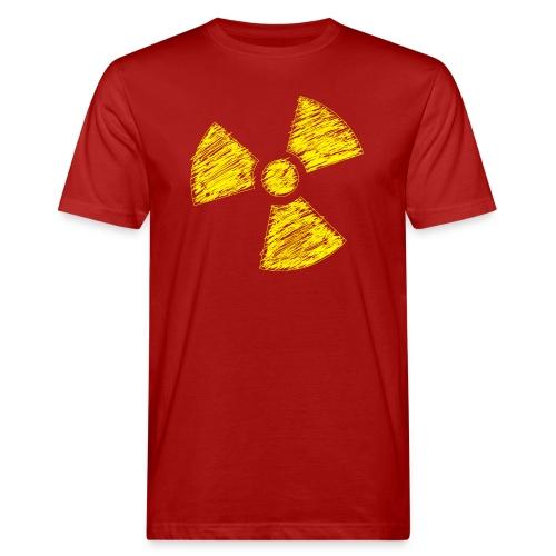 Radioactive - Mannen Bio-T-shirt