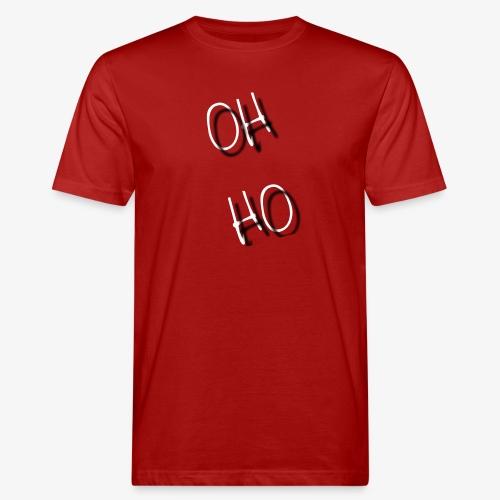 OH HO - Men's Organic T-Shirt