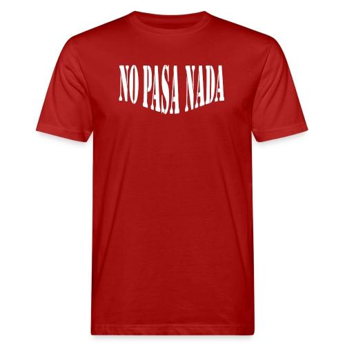 scritta per maglione png BIANCO - T-shirt ecologica da uomo