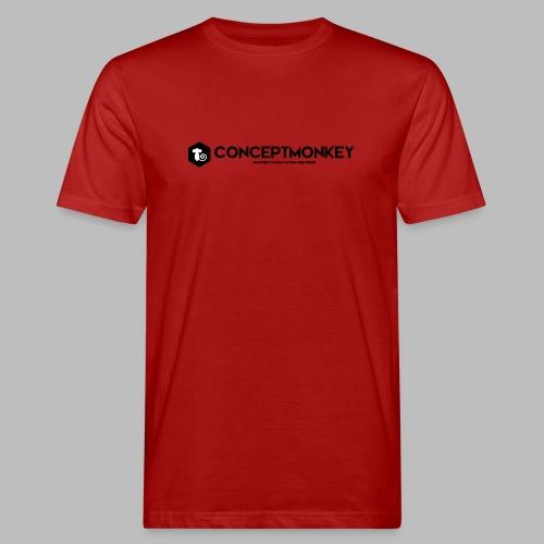 conceptmonkey - Männer Bio-T-Shirt