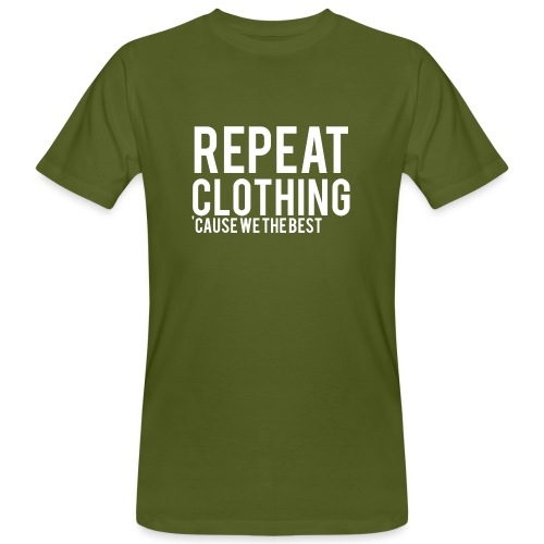 Repeat Clothing - Men's Organic T-Shirt