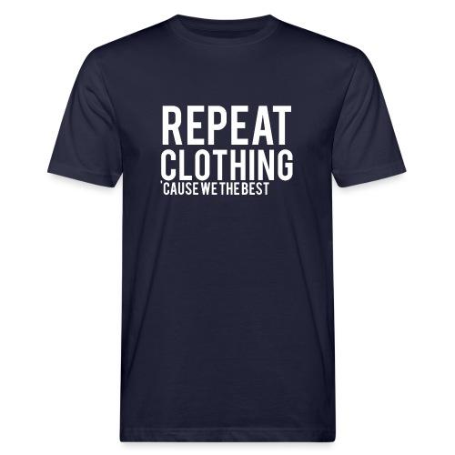 Repeat Clothing - Men's Organic T-Shirt