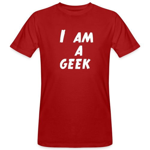 GEEK - T-shirt bio Homme