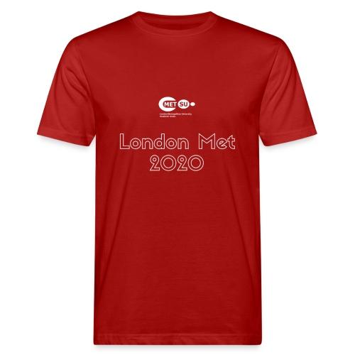 London Met 2020 - Men's Organic T-Shirt