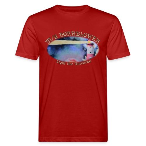Light the Universe - Miesten luonnonmukainen t-paita