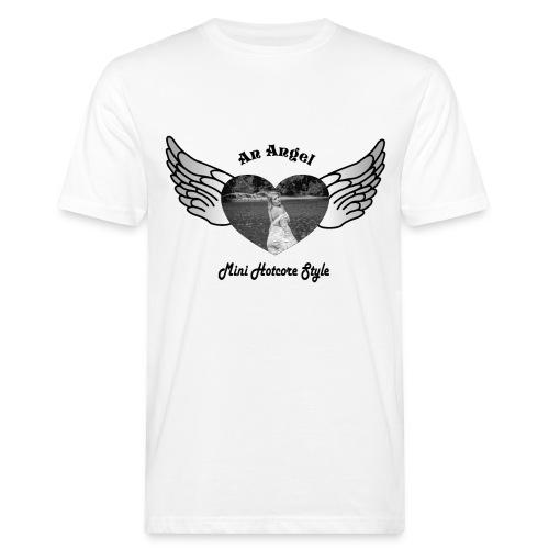 An Angel - Männer Bio-T-Shirt