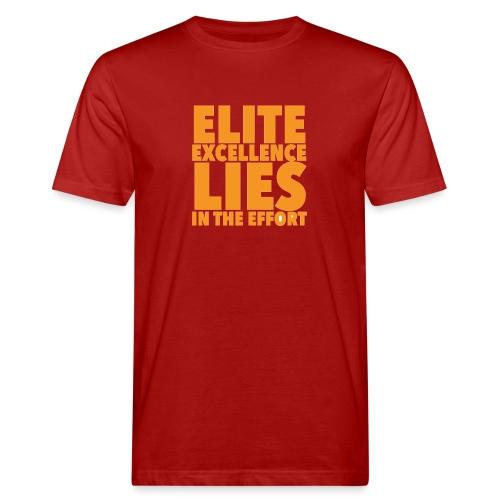 Effort 2 - T-shirt ecologica da uomo