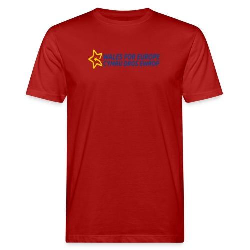 Peoples Vote Remain in EU - Miesten luonnonmukainen t-paita