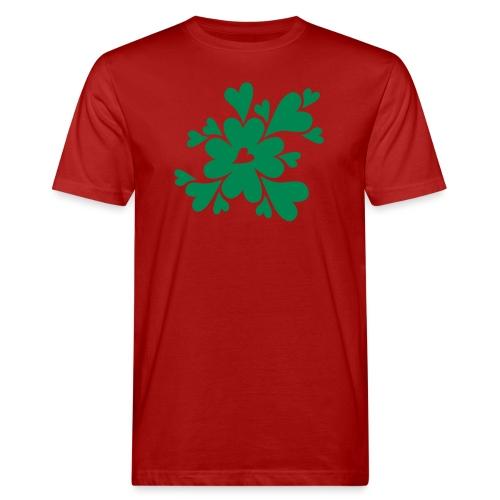 HJÄRTAN - Ekologisk T-shirt herr