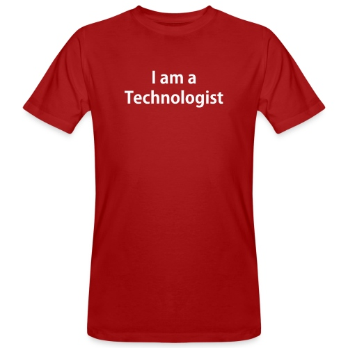 Technologist - Men's Organic T-Shirt
