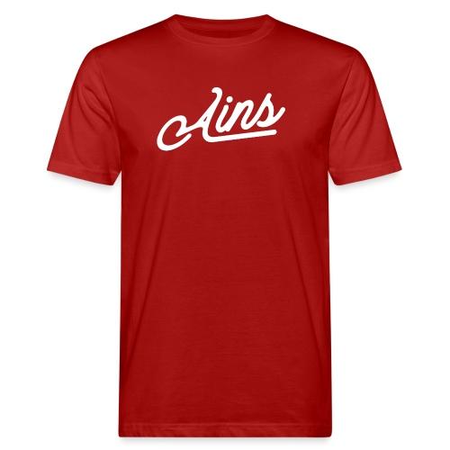 AINS 2021 - Männer Bio-T-Shirt