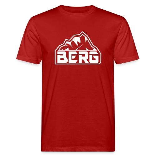 BERG - 01 (Blanc) - T-shirt bio Homme