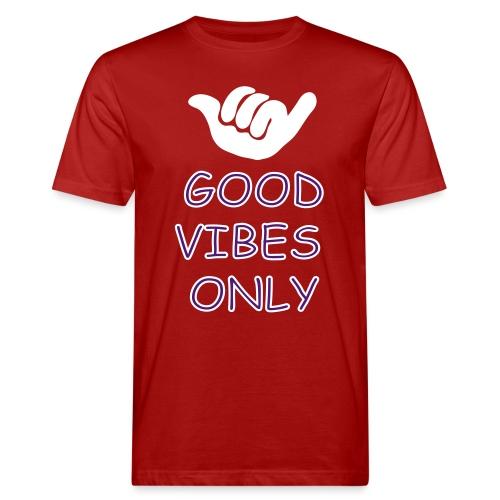 Chill-relax-be kind - Männer Bio-T-Shirt