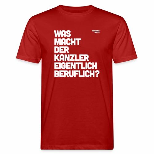 Kanzler - Männer Bio-T-Shirt
