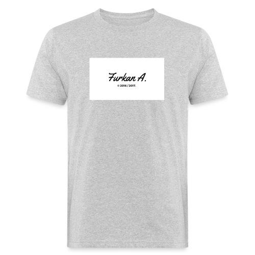 Furkan A - Zwarte Mok - Mannen Bio-T-shirt