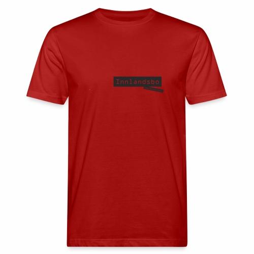 Innlandsbo, Västerbotten - Ekologisk T-shirt herr