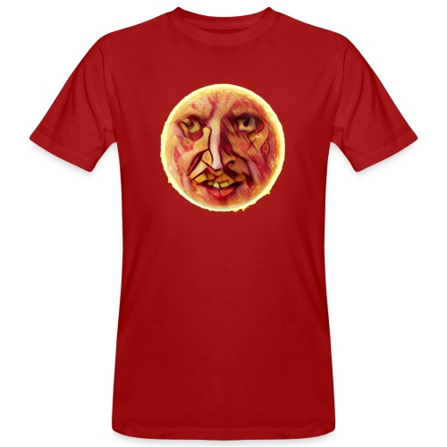Ginger Sun - Men's Organic T-Shirt